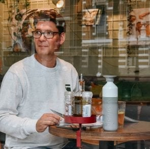 Merijn Everaarts - bedenker en eigenaar Dopper - Purpose