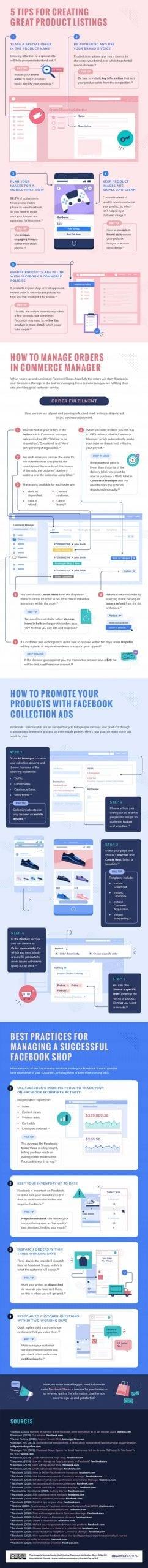 Facebook Shops guide, deel 2.