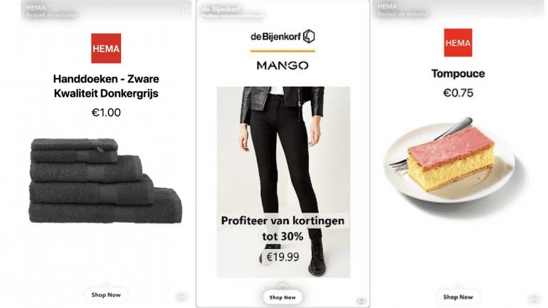 Snapchat Dynamic Ads