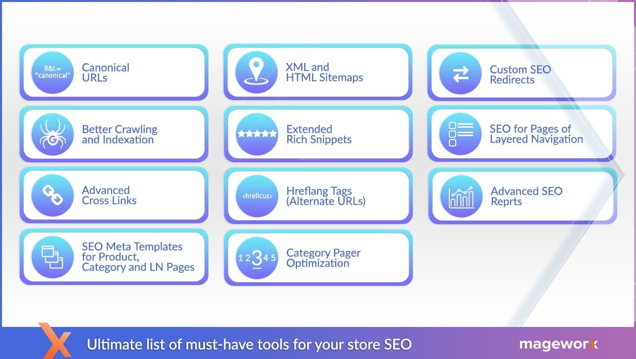 Screenshot van SEO Suite Ultimate.