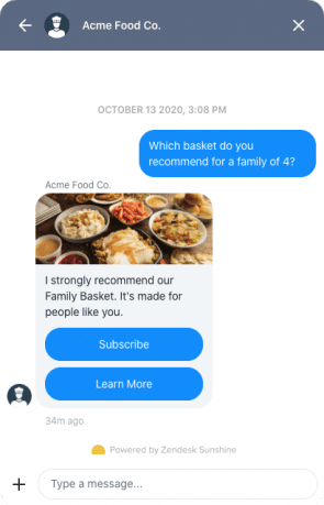 Messaging samengesteld bericht