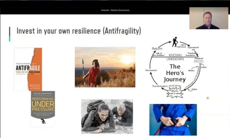 agile resilience