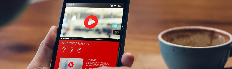 videocampagne, een digital trend