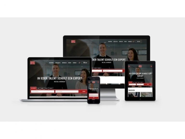 recruitmentwebsite eiffel
