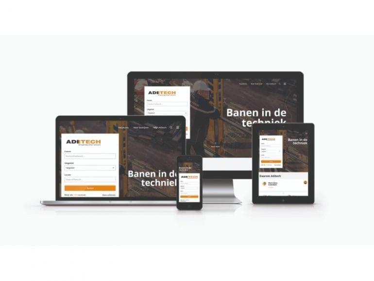 aditech recruitmentwebsite