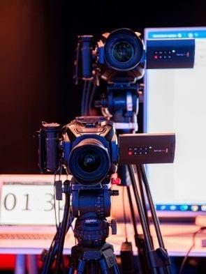 Videocamera's.