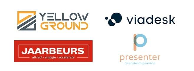 Logo's partijen branded webinars