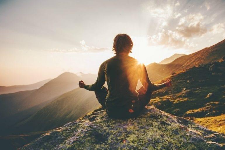 Prikkels mediteren