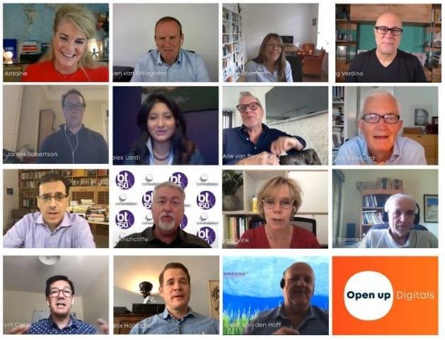 Open Up Digitals screenshots.