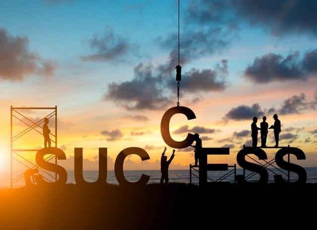 mindsetgrow, weg naar succes