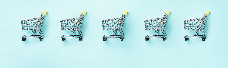 Afbeelding bij het kopje 'e-commerce'.