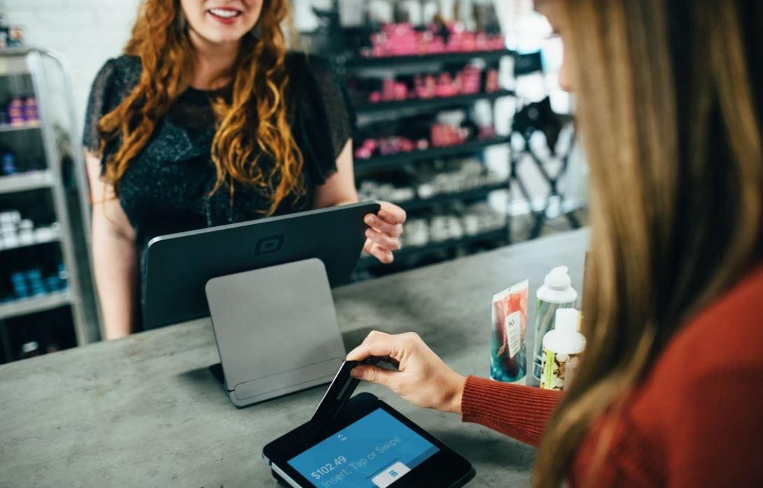 Online betalen in je fysieke winkel.