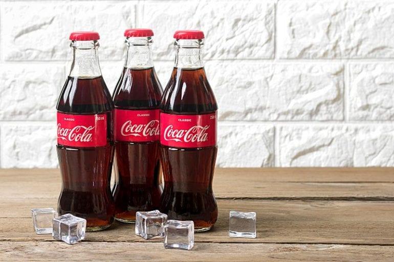 Coca-Cola flesjes