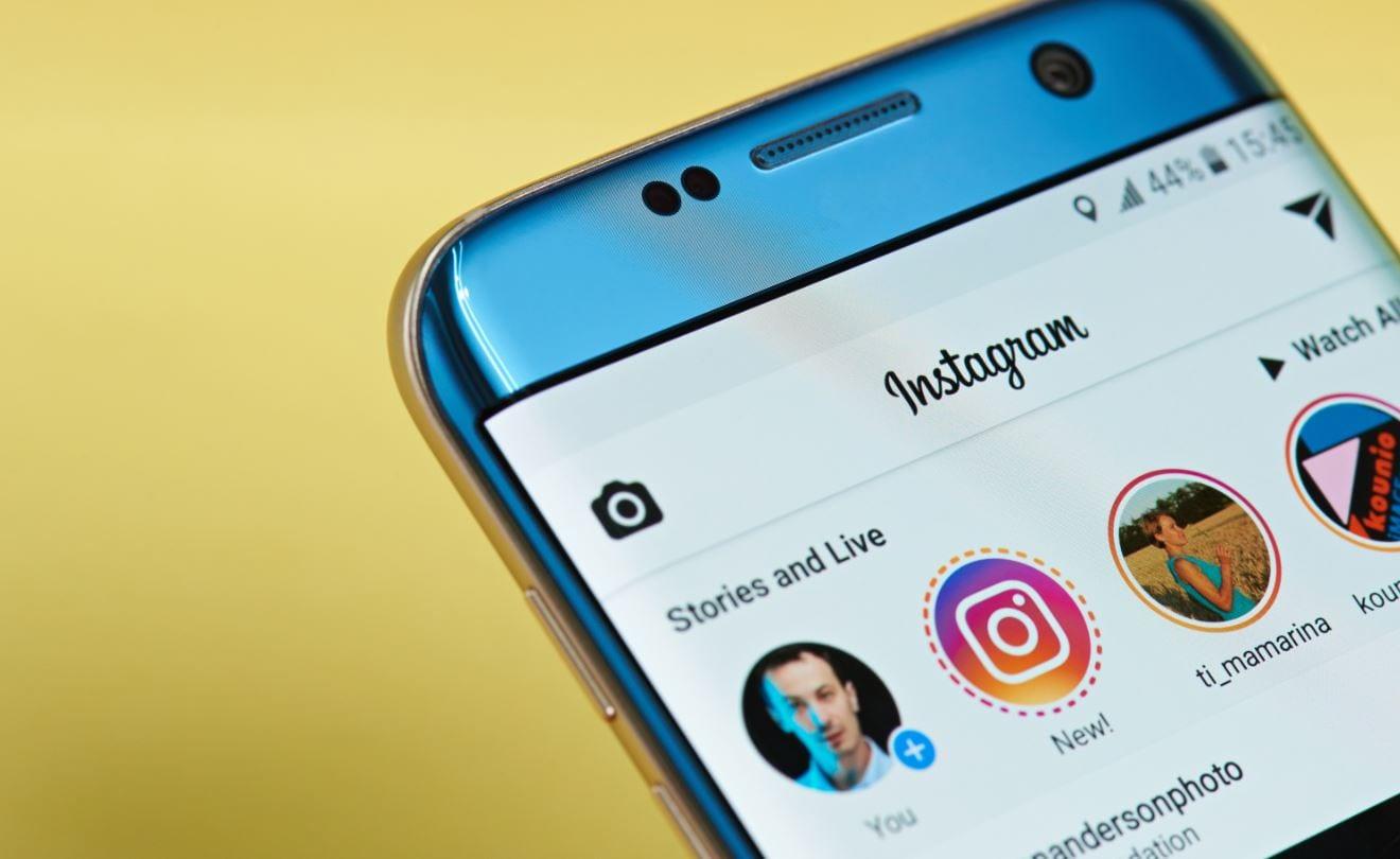 Screenshot van Instagram Live Rooms.