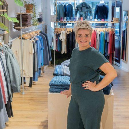 Vera Lenting (eigenaar kledingzaak)
