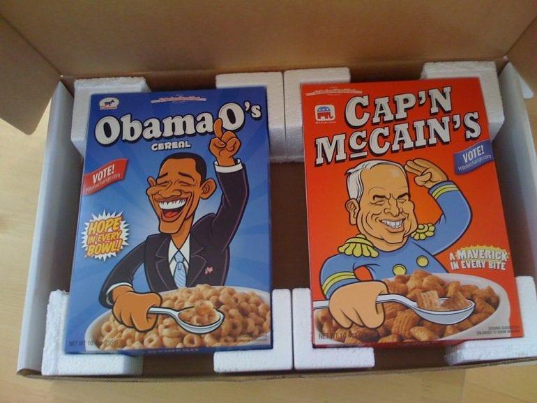 pr cereals