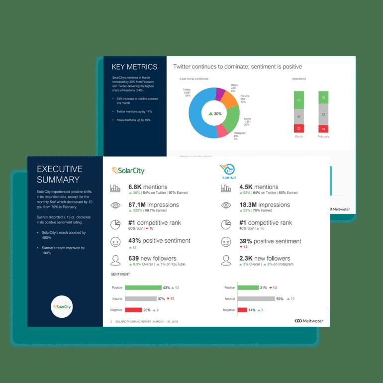 Een overzicht van de cijfers van een organisatie