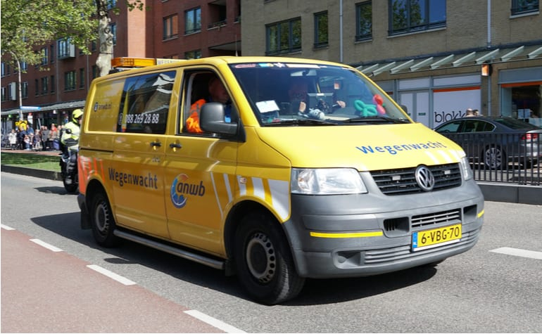 ANWB Wegenwacht abonnement.