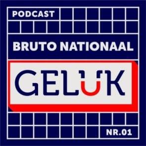 Bruto nationaal geluk podcast
