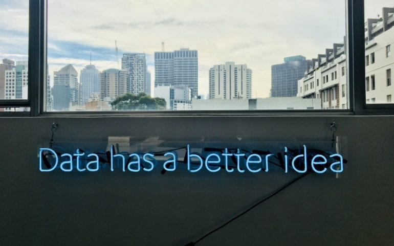Data weet meer dan een mens