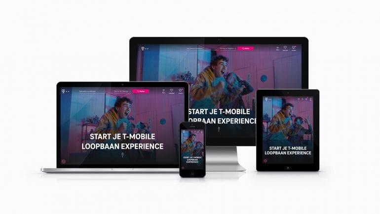 Reclame van T-mobile