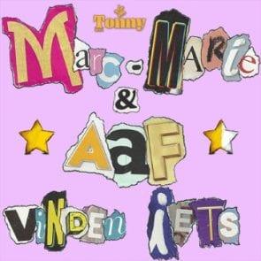 Marc-Marie en Aaf vinden iets
