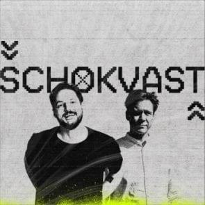 Schokvast podcast screenshot.