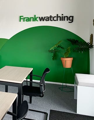 Kantoor van Frankwatching.