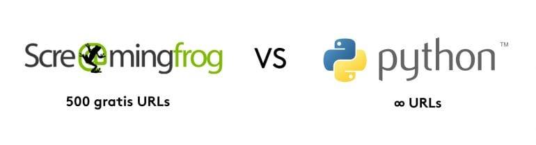 Onbeperkt URLs checken op broken links in Python