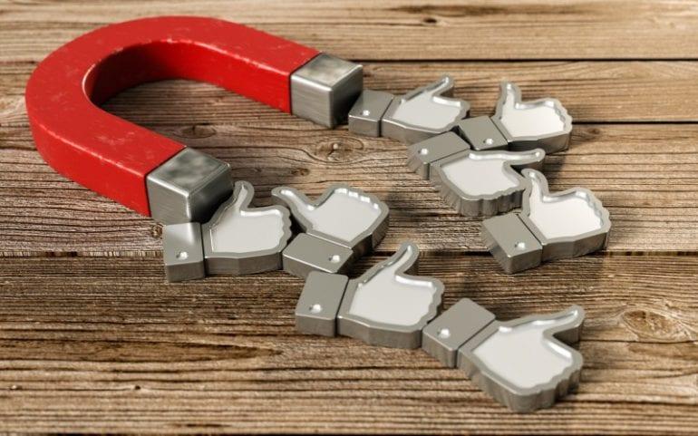Doelgroep aantrekken met magneet