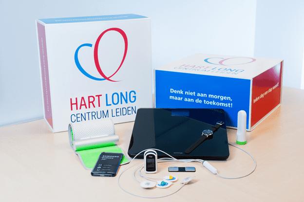 Telemedicine bij het LUMC (the Box project)