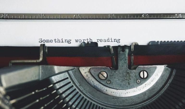 Schrijfmachine