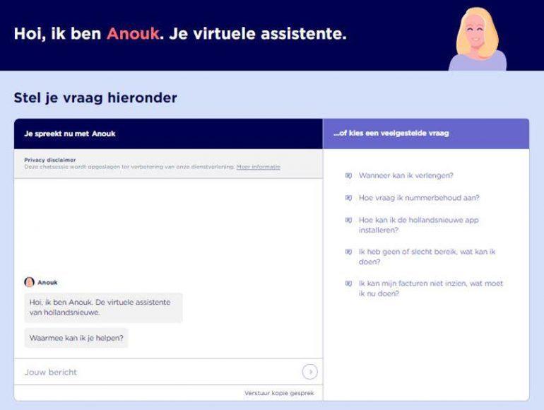 dialoogvorm Anouk