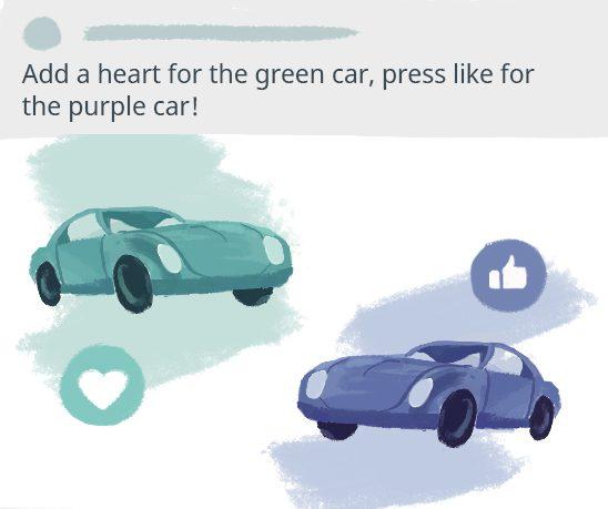 Facebook richtlijnen contentdistributie - voorbeeld van engagementbait